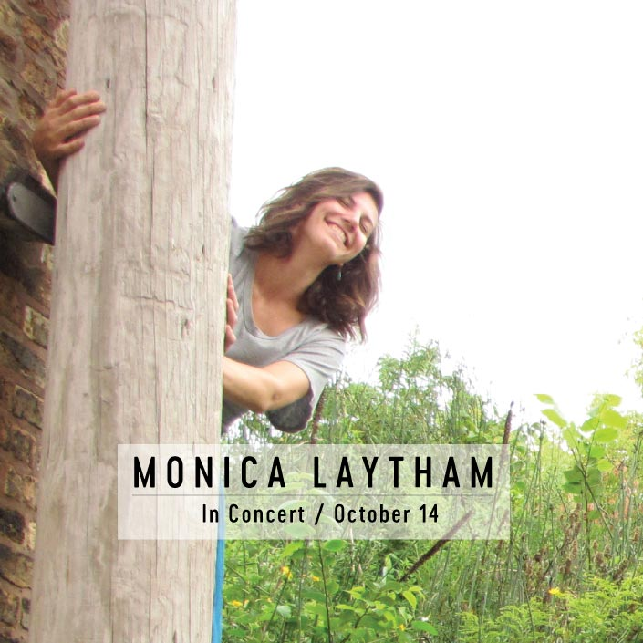 Monica Laytham in Concert