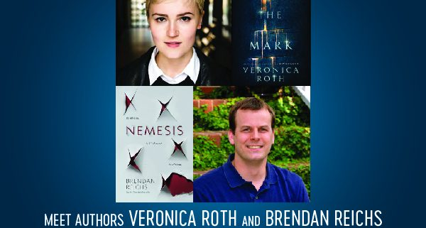 Veronica Roth and Brendan Reichs Book Event