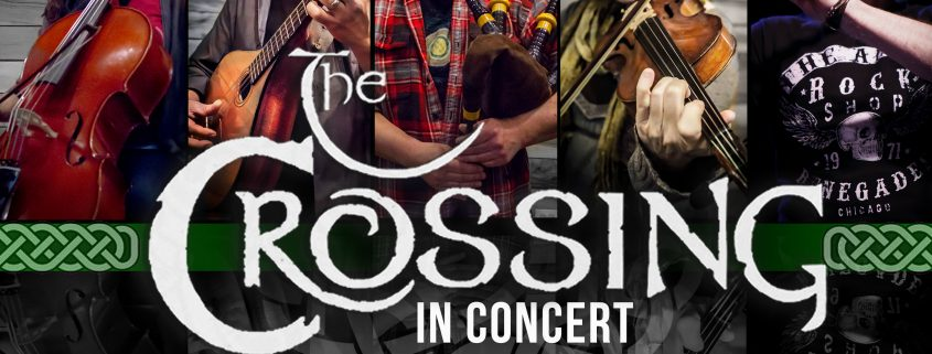 Celtic band The Crossing at Wilson Abbey