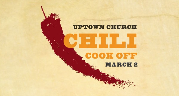uptown church chili cook off