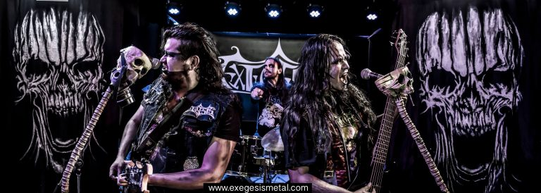 Progressive Metal Band Exegesis