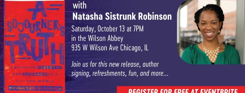 Natasha Robinson Book Launch