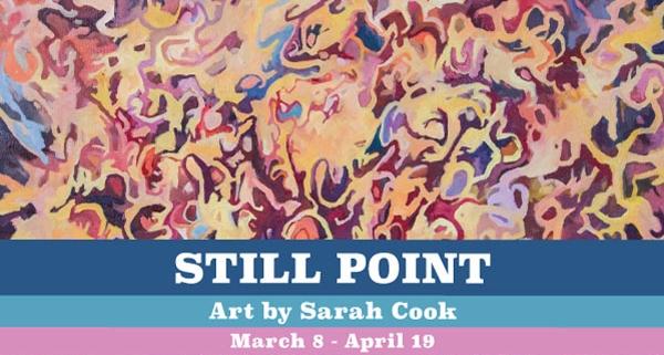 Sarah Cook Art Show