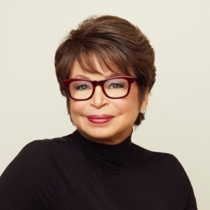 Valerie Jarrett at Wilson Abbey