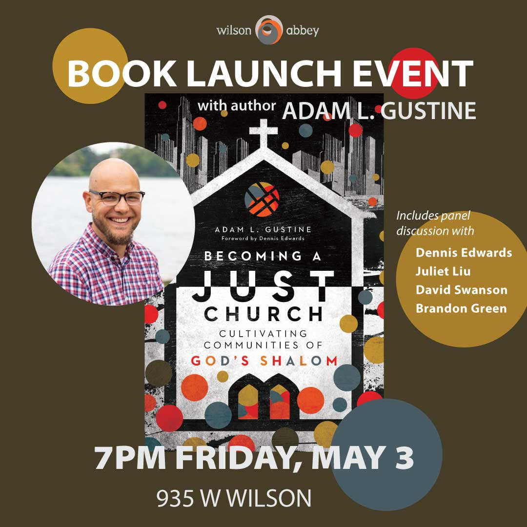 Adam Gustine Book Launch
