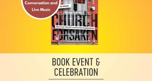 Jonathan Brooks Book Launch