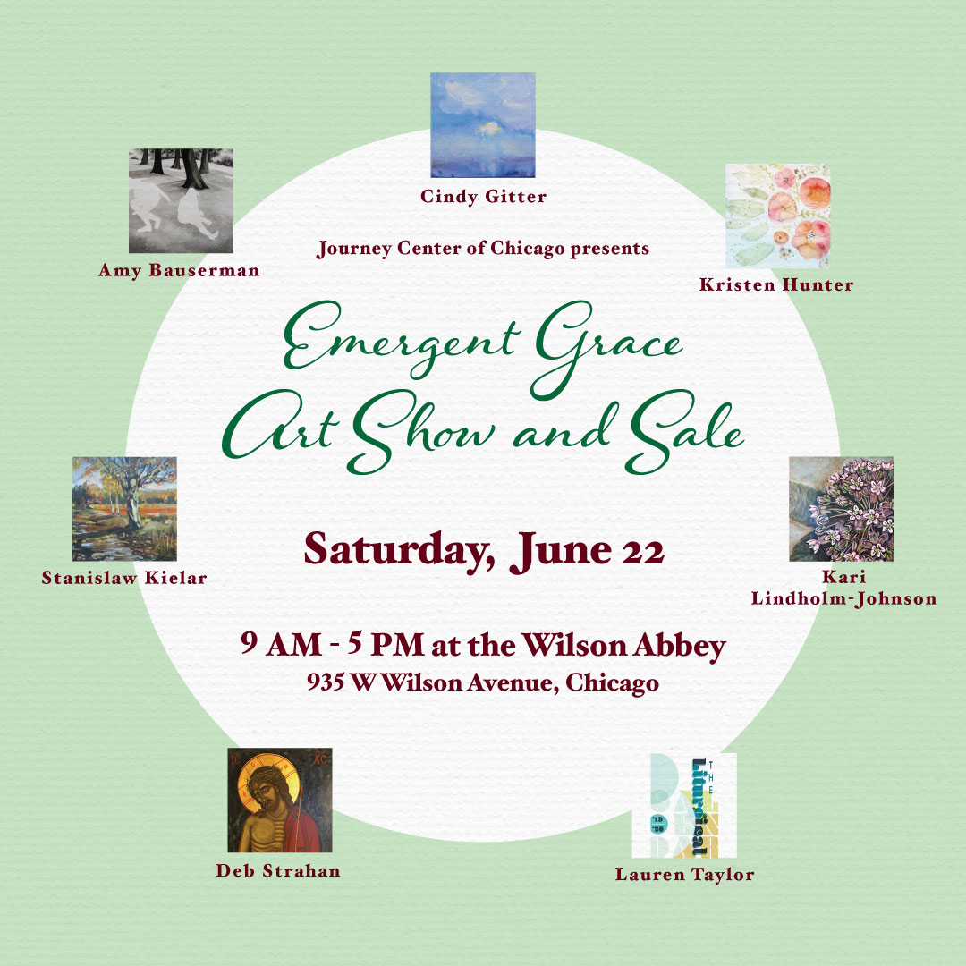Emergent Grace Art Show & Sale